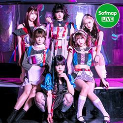 alma 1stシングル『A Girls』LIVE配信&ネットサイン会@ソフマップLIVE配信